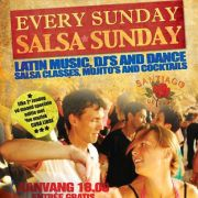 Salsa Sunday bij Santiago de Cuba